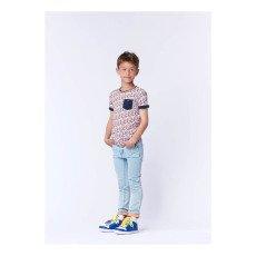Billybandit Allover Hidden Leopard T-Shirt-listing