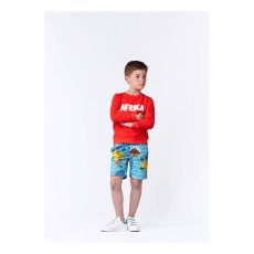 Billybandit Wax Bermuda Shorts-listing