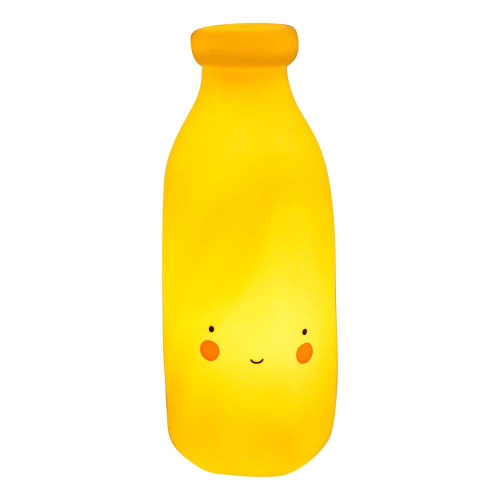 Lámpara pequeña botella de leche-product
