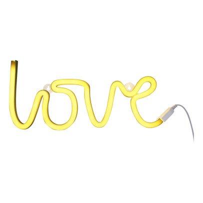 A little lovely company Lámpara neón Love-listing