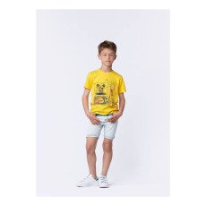 Billybandit Comic T-Shirt -listing