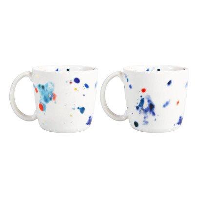 Klevering Tazas de colores lunares - Set de 2-listing
