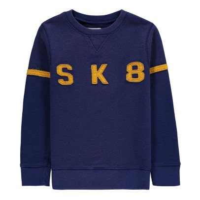 "Bellerose Sweatshirt ""SK8"" Vixx-listing"
