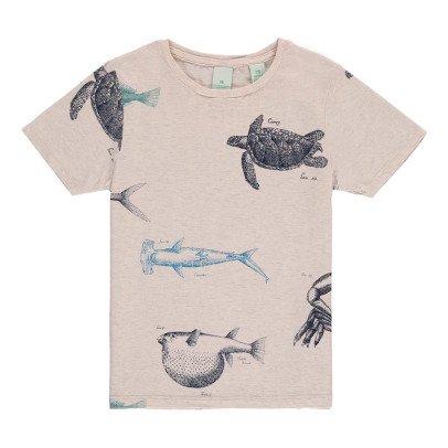 Scotch & Soda Camiseta Animales Marinos-listing