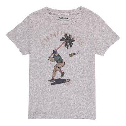 Bellerose Keny Baseball T-Shirt-listing