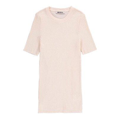 ANECDOTE Taylor Ribbed T-Shirt-listing