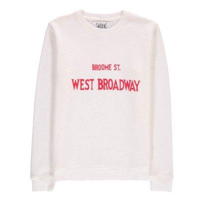 "Swildens Felpa ""West Broadway"" -listing"