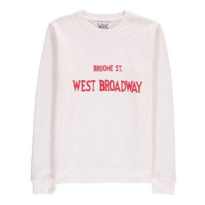 "Swildens Qentia ""West Broadway"" Sweatshirt-product"