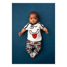 Kidscase Kidscase x Antoine Peters T-shirt Face Coton Bio Bobby Dizzy-listing