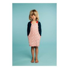 Kidscase Robe à Bretelles Coton Bio Bubble-listing