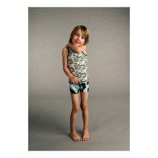 Kidscase Boxer de Bain Camouflage-listing