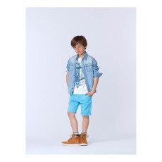 Timberland Organic Cotton Chino Shorts-listing