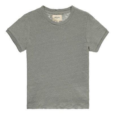 Bellerose Mogo Linen T-Shirt-listing