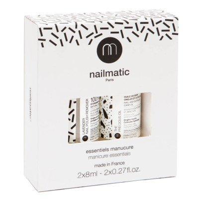 Nailmatic Coffret les Essentiels dissolvant et huile-listing