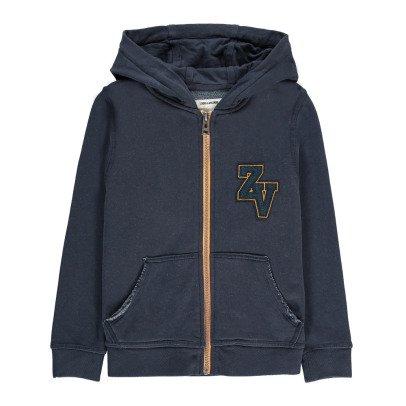 Zadig & Voltaire Sweatshirt mit Kapuze Hank -listing