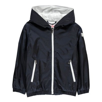 Il Gufo Hooded Wind Breaker-listing