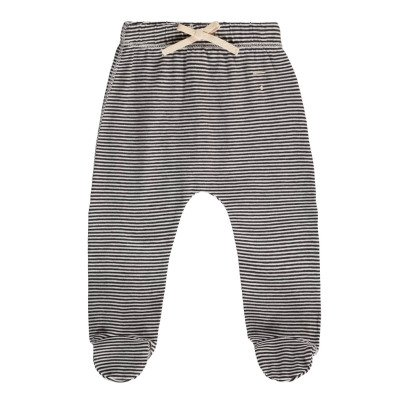 Gray Label Striped Footed Jogging Bottoms-listing