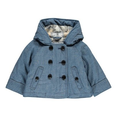 Burberry Minnie Hooded Coat-listing