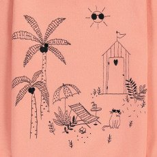 Emile et Ida Garden Embroidered Sweatshirt-product