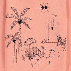 Emile et Ida Sweat Brodé Jardin-listing