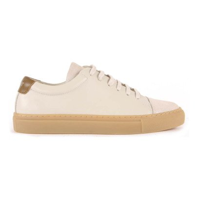 Polder Polder x National Standard Leather Trainers-listing