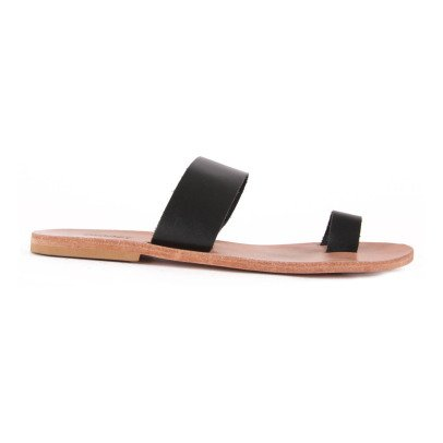 Polder Poppy Leather Sandals-product