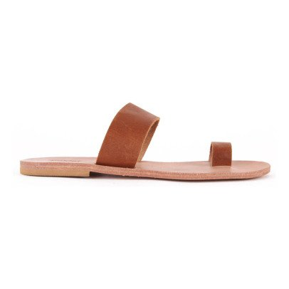 Polder Poppy Leather Sandals-listing
