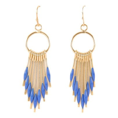 Polder Peggy Gold Earrings-listing