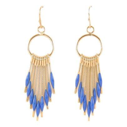 Polder Peggy Gold Earrings-listing