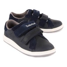 Timberland Court Side Velcro Nubuck Trainers-listing