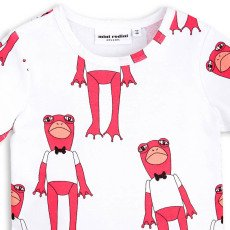 Mini Rodini Organic Cotton Frog T-Shirt-listing