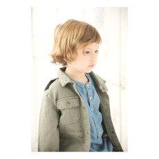 Little Marc Jacobs Jupe Chaîne et Patchs-listing