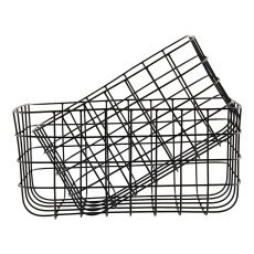 House Doctor Basket - Set of 2-listing