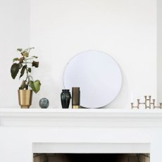 House Doctor Round Mirror 50cm-listing