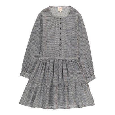 Swildens Teen Qibou Striped Dress-listing