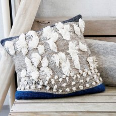 House Doctor Coussin pompons-listing