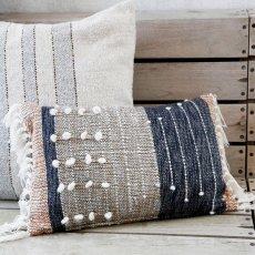 House Doctor Fringed Cushion-listing