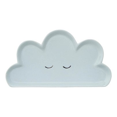 Bloomingville Kids Assiette en grès Smilla Nuage-product