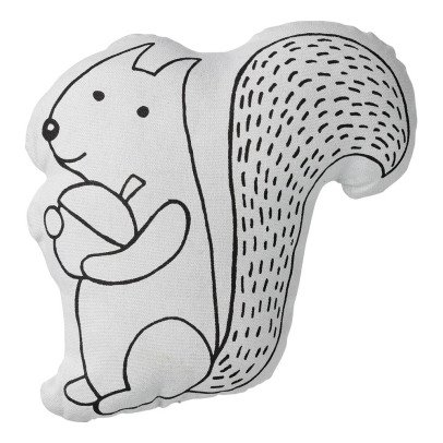Bloomingville Kids Squirrel Cushion-listing