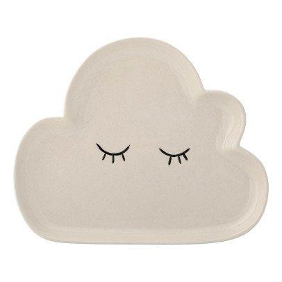 Bloomingville Kids Smilla Cloud Sandstone Plate-listing