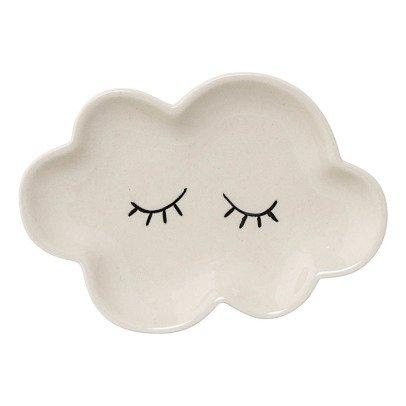 Bloomingville Kids Assiette en grès Smilla petit nuage-listing
