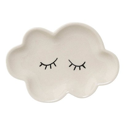 Bloomingville Kids Smilla Cloud Sandstone Plate-product