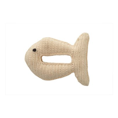 Anne-Claire Petit Häkelrassel Fisch -listing