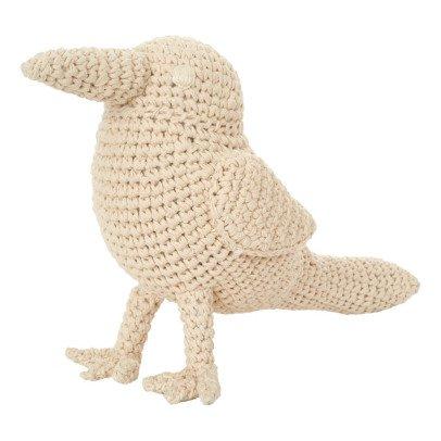 Anne-Claire Petit Pájaro de crochet-listing