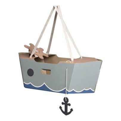 Mister Tody Disfraz barco de cartón-listing