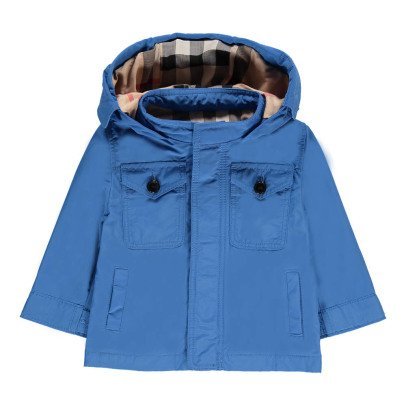 Burberry Yateson Hooded Jacket-listing