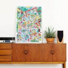 Omy Poster gigante da colorare Home-listing