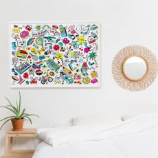 Omy Pop Giant Colouring Poster-listing