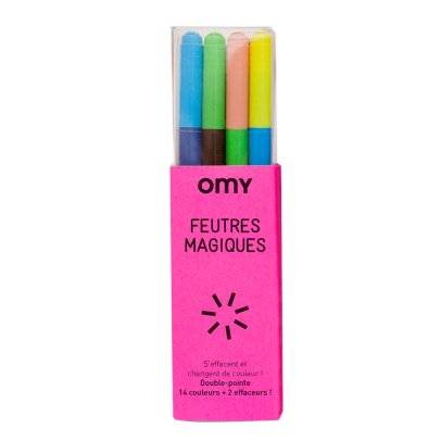 Omy Magic Pens - Box of 16-listing