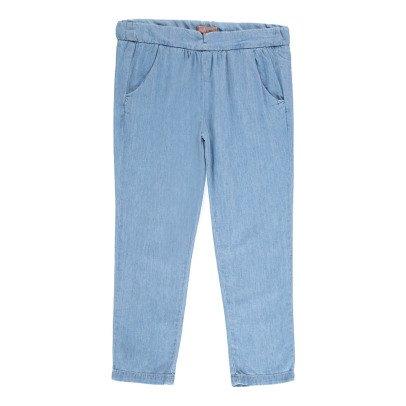 Emile et Ida Chambray Trousers-product
